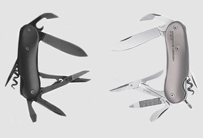 Porsche Design X Wenger. Производитель аксессуаров для любителей спортивных авто взялся облагородить нож  Wenger. Изображение №20.