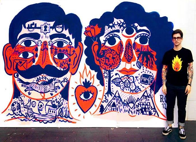 Faces&Laces 2013: 30 лучших стендов выставки. Изображение № 6.