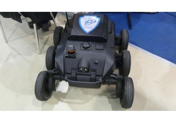 Охранять Олимпиаду в Сочи будут «футуристичного вида» роботы. Изображение № 1.