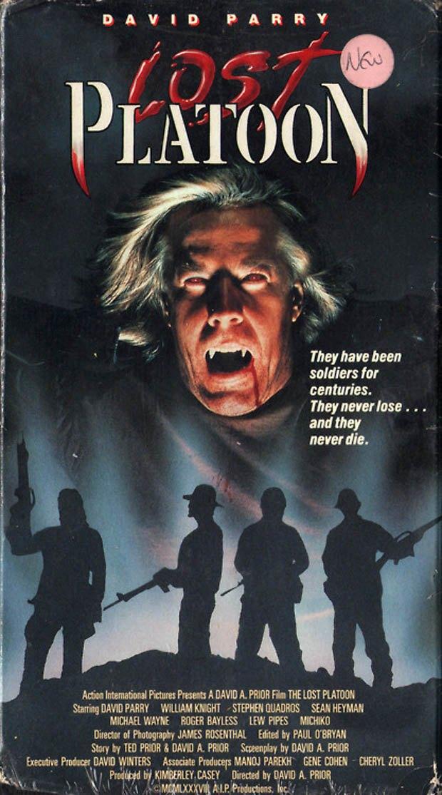 VHS Cover Junkie: Tumblr-блог коллекционера обложек видеокассет . Изображение № 37.
