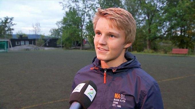 15-летнего футбольного вундеркинда вызвали в сборную Норвегии. Изображение № 1.