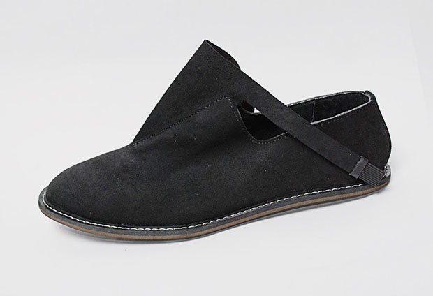 Новая марка: Кожаная обувь Ali Saulidi. Изображение № 7.
