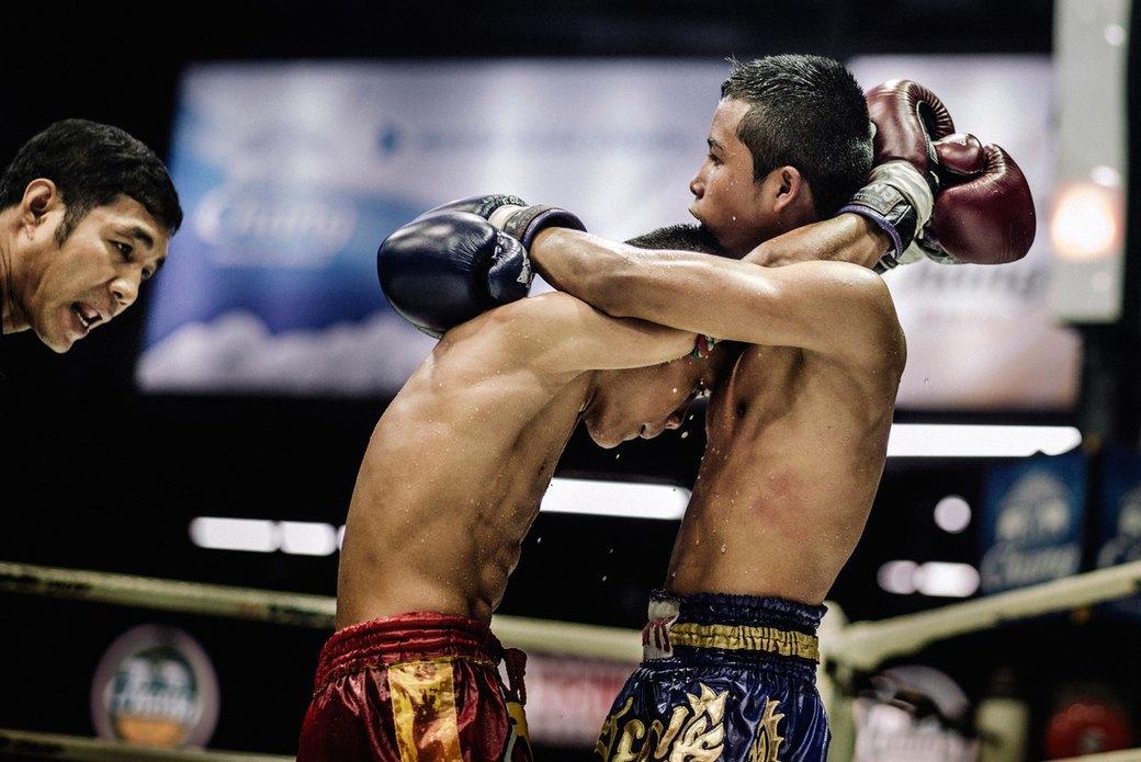 Бокс против нищеты: Как тайские подростки находят спасение от бедности на ринге. Изображение № 16.
