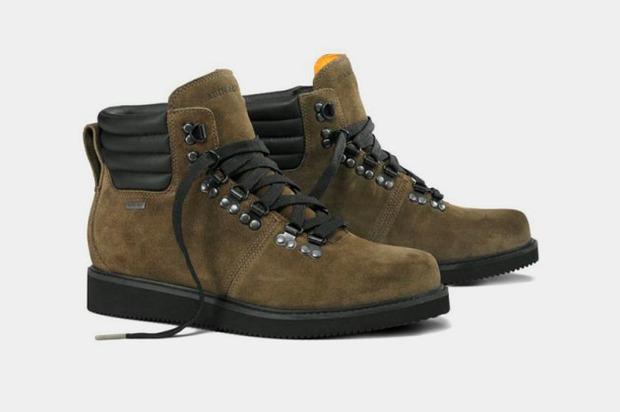Марка Timberland выпустила осеннюю коллекцию обуви. Изображение № 10.