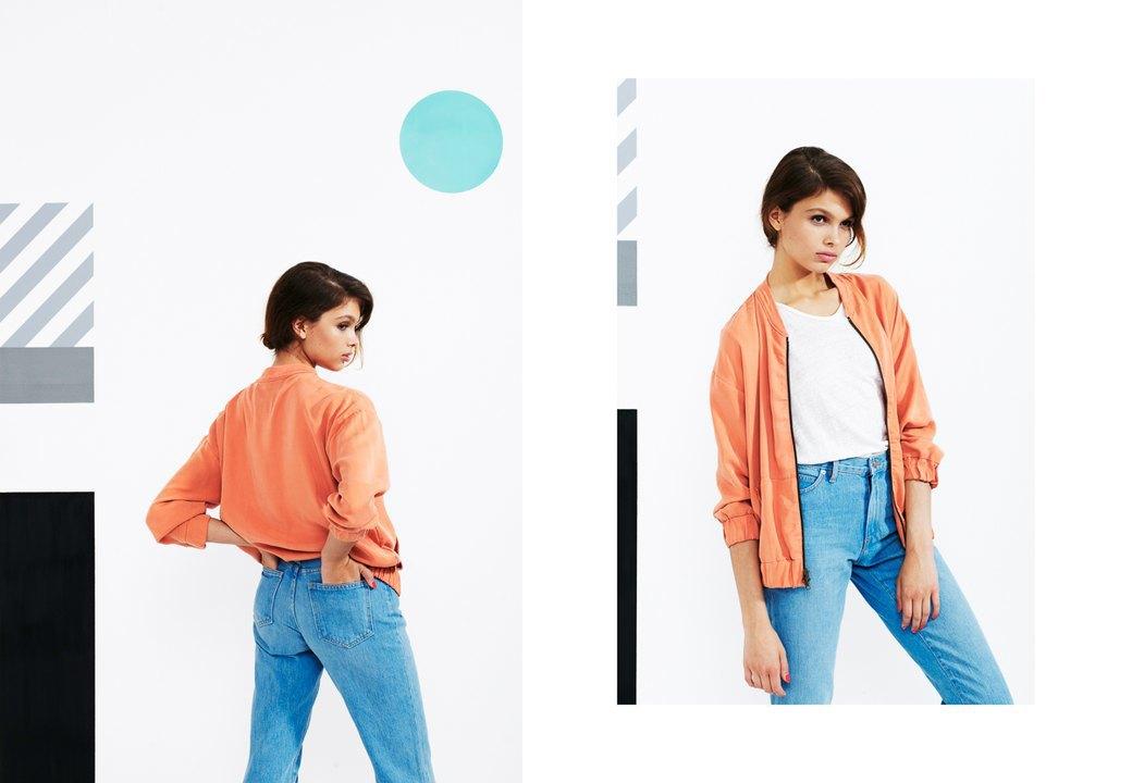 Магазин Kixbox выпустил лукбук весенней коллекции одежды. Изображение № 6.