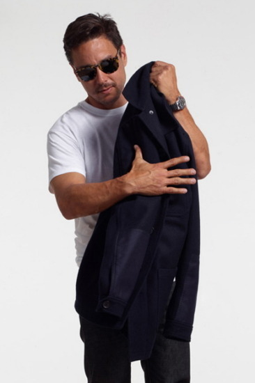 Марка Stussy Deluxe выпустила лукбук осенней коллекции одежды. Изображение № 2.