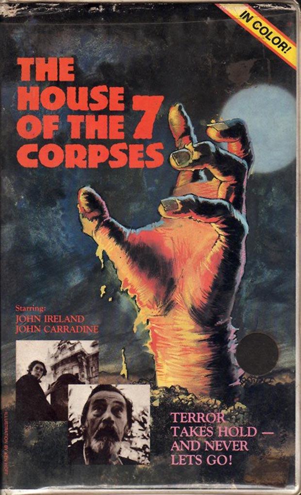 VHS Cover Junkie: Tumblr-блог коллекционера обложек видеокассет . Изображение № 23.