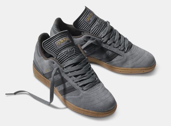 Марка Adidas Skateboarding выпустила весеннюю коллекцию кроссовок Busenitz. Изображение № 11.