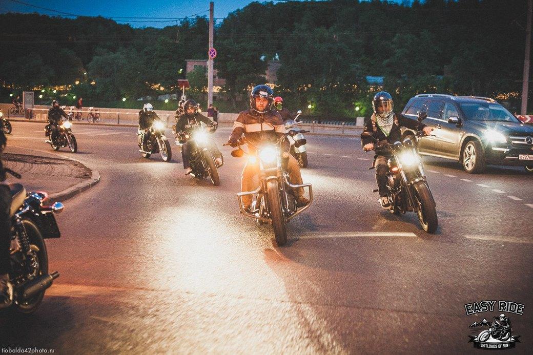 Easy Ride: Новый сезон проекта и видео с ночного заезда. Изображение № 7.