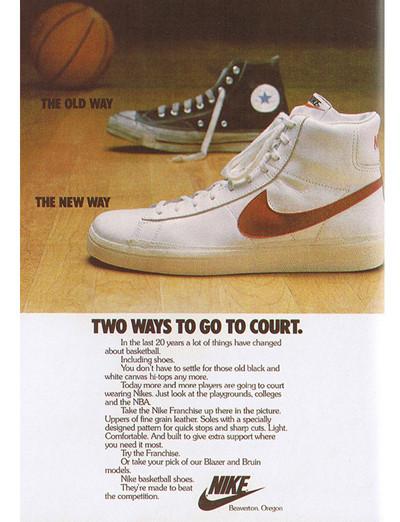 Эволюция баскетбольных кроссовок: От тряпичных кедов Converse до технологичных современных сникеров. Изображение № 33.