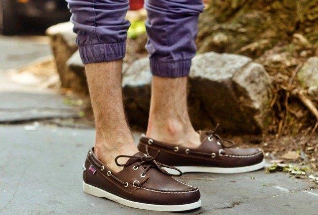 Дизайнер Ронни Фиг и марка Sebago представили совместную модель обуви. Изображение № 4.