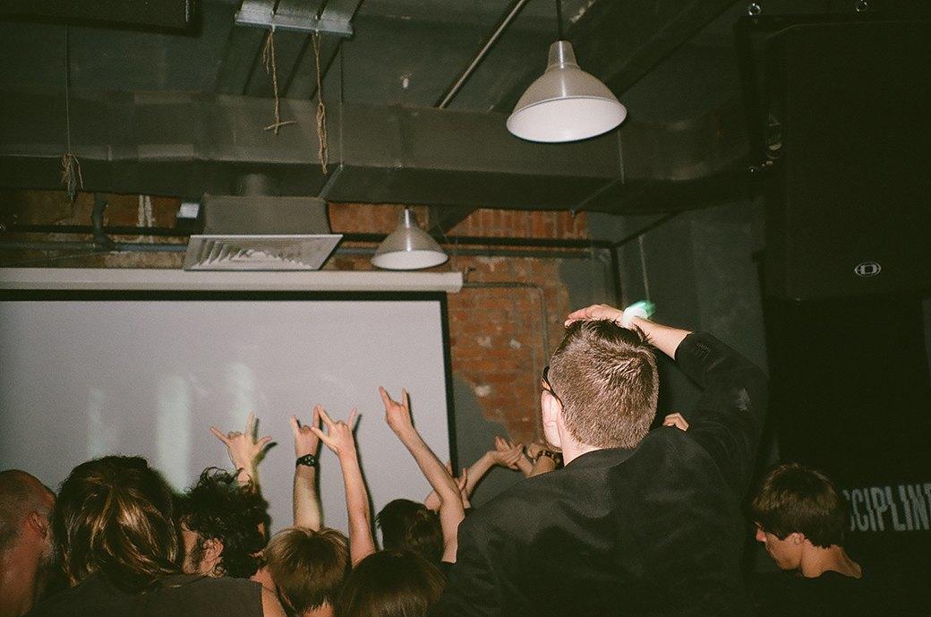 Фоторепортаж: «Дисциплина» в клубе Fassbinder. Изображение № 19.
