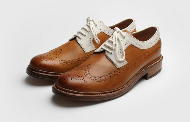 Марка Grenson выпустила весеннюю коллекцию обуви. Изображение № 20.
