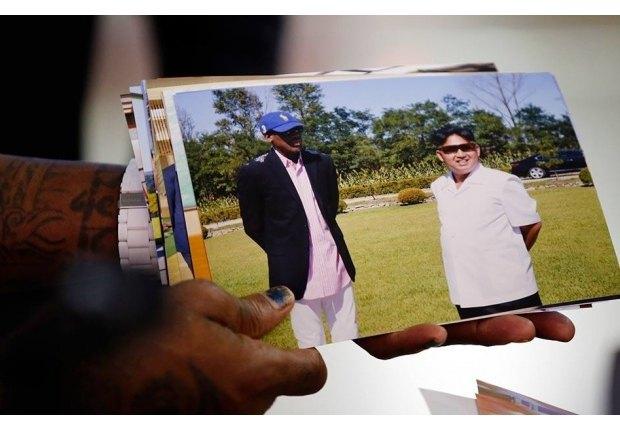 Деннис Родман поделился фотографиями из КНДР. Изображение № 17.