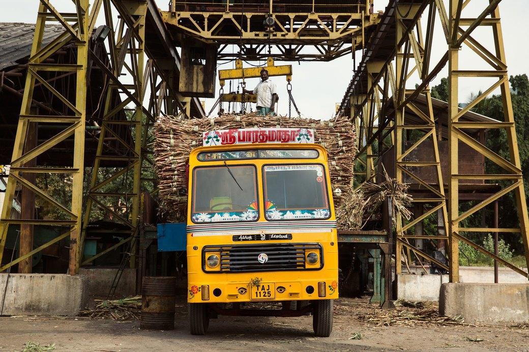 Я и друг мой грузовик: Индийские дальнобойщики и их автомобили. Изображение № 21.