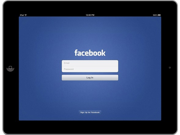 Стартовый экран приложения. Изображение № 1.