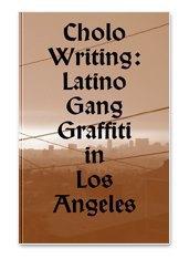 Cholo writing: Гид по граффити латинских банд Лос-Анджелеса. Изображение № 12.