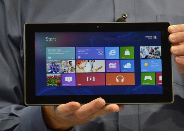 Планшетный компьютер Microsoft Surface. Изображение № 1.