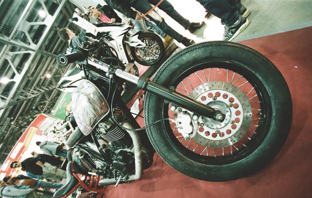 Лучшие кастомные мотоциклы выставки «Мотопарк 2012». Изображение №13.