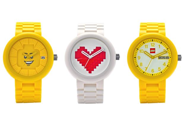 Компания Lego анонсировала новую линейку часов-конструкторов. Изображение № 4.