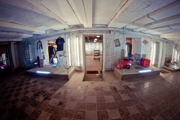 Новое пространство магазина Konkrete Store. Изображение № 23.