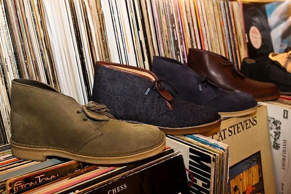 Новая коллекция обуви Clarks Originals. Изображение № 8.