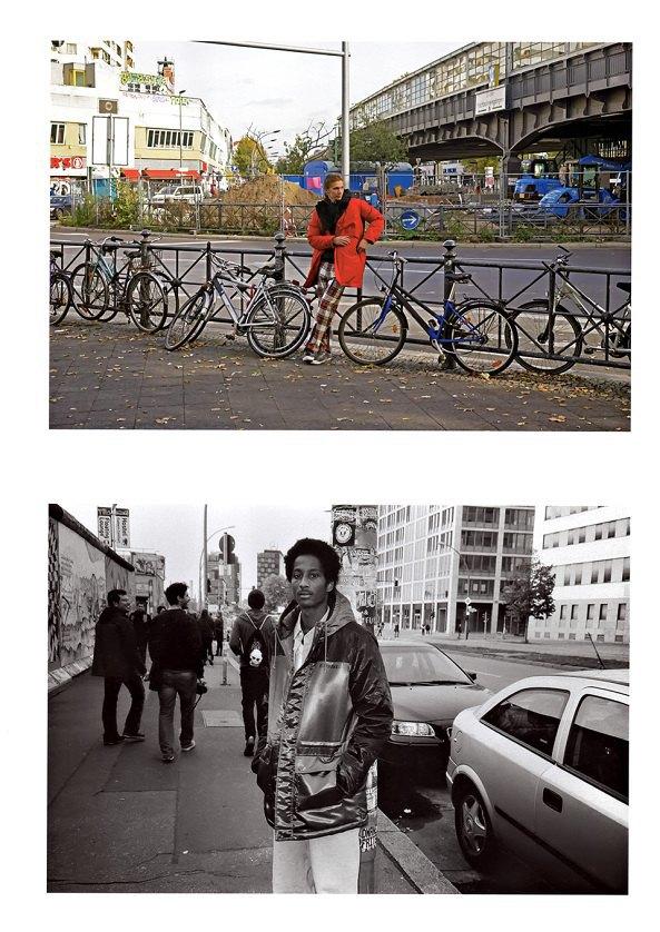 Гоша Рубчинский снял лукбук марки Supreme для журнала Grind Magazine. Изображение № 8.