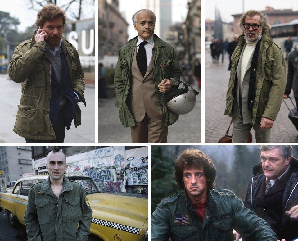 Красота по-американски: История и особенности куртки M-65. Изображение № 14.