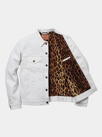 Марки Supreme и Levi's представили совместную коллекцию одежды. Изображение № 4.
