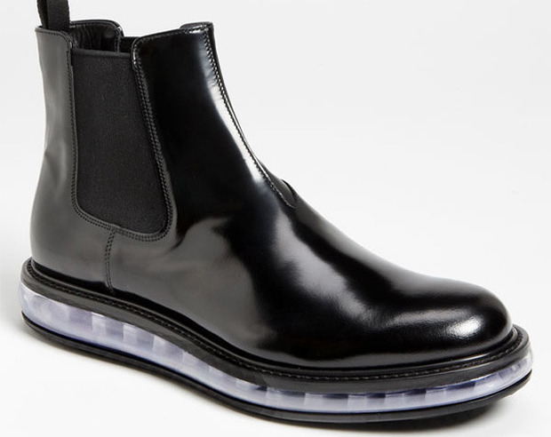 Как классическую обувь поставили на спортивную подошву и стоило ли это делать. Изображение № 5.