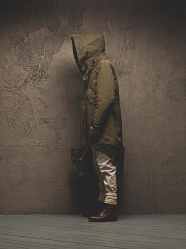 Российская марка Grunge John Orchestra. Explosion представила превью новой коллекции. Изображение № 16.