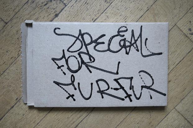 Интервью с Алексеем Партола, автором книги «Призраки» о российском граффити на поездах. Изображение №2.