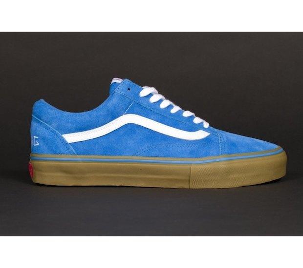 Марка Vans и хип-хоп-группировка Odd Future выпустили совместную коллекцию обуви. Изображение № 8.
