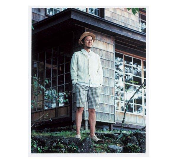 Японская марка 45rpm выпустила лукбук весенней коллекции одежды. Изображение № 11.