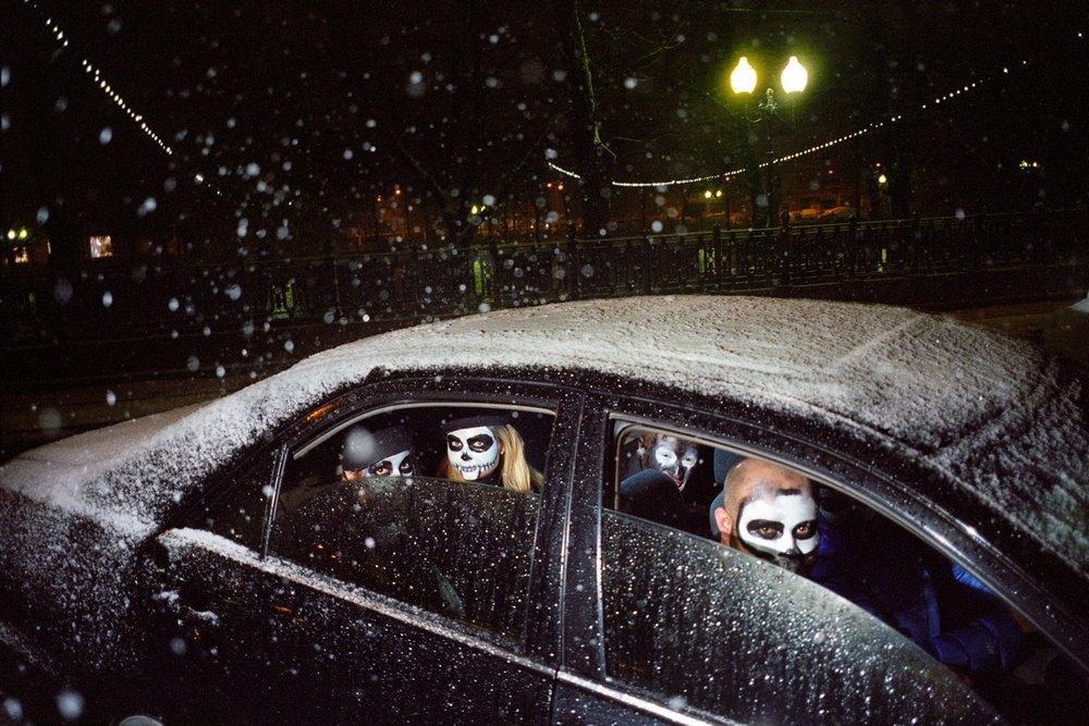 Фоторепортаж: Ночная жизнь Москвы глазами фотографа Никиты Шохова. Изображение № 25.
