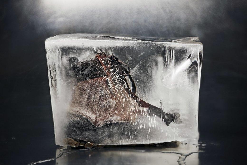 Тест-драйв зимних ботинок в кубах льда. Изображение № 6.