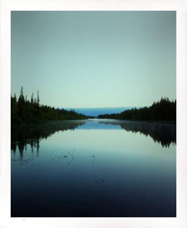 Фоторепортаж: Как я плавал на каяке. Изображение № 11.