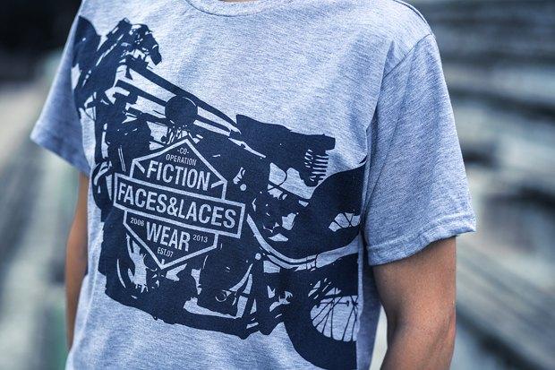 Марка одежды Fiction опубликовала лукбук новой коллекции. Изображение № 24.