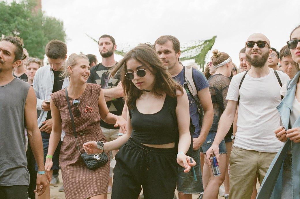 Фоторепортаж: Фестиваль Outline на Карачаровском механическом заводе. Изображение № 38.