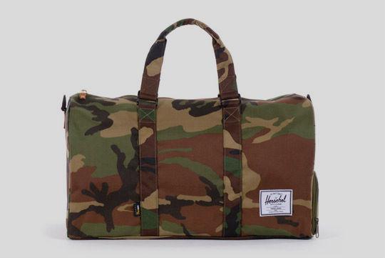Новая коллекция сумок марки Herschel. Изображение № 7.