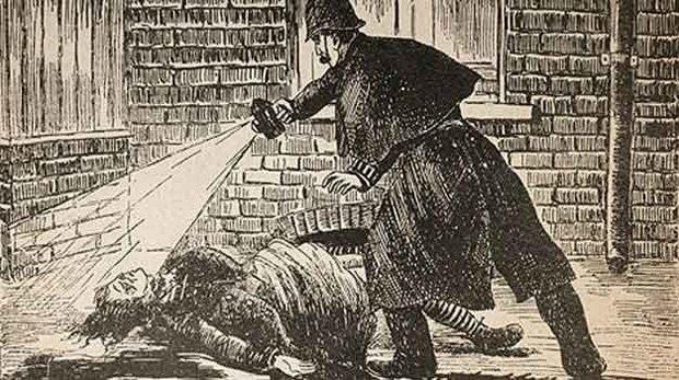 Джеком Потрошителем оказался поляк. Изображение № 1.