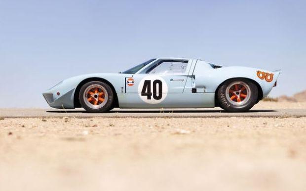 Спорткар Ford GT40 стал самым дорогим американским автомобилем. Изображение № 2.