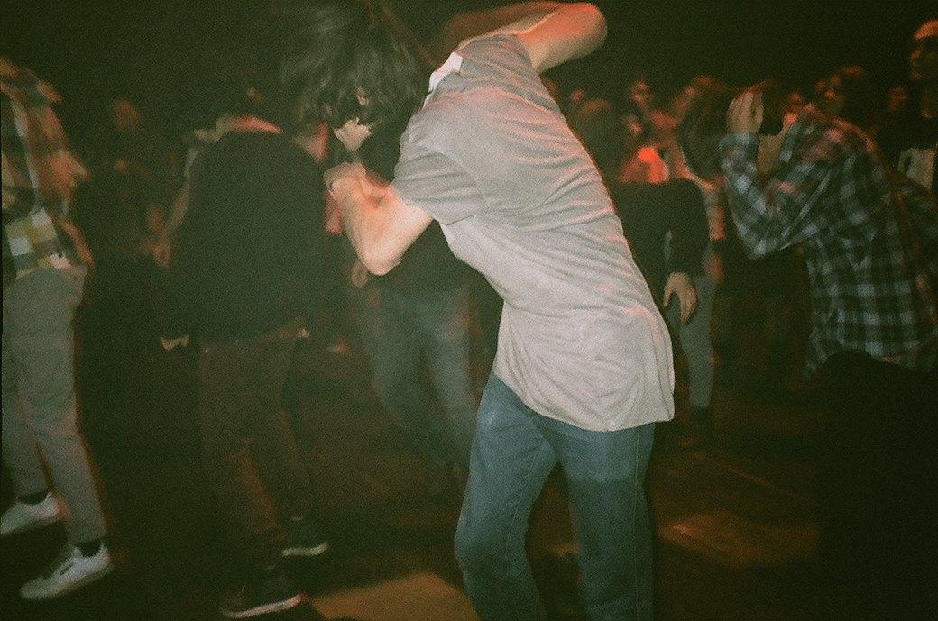 Фоторепортаж: Концерт «Панк-фракции красных бригад» в театре имени Вс. Мейерхольда. Изображение № 16.