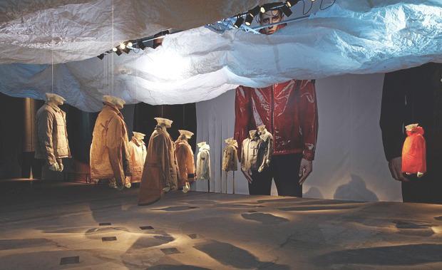 Остров сокровищ: 10 легендарных курток и материалов Stone Island. Изображение № 13.