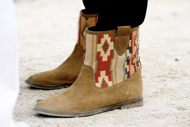 Дело шьют: Узоры индейцев навахо как атрибут мужского стиля. Изображение № 11.