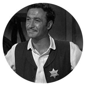 Портрет: Эльфего Бака — американский шериф, стрелок и борец за справедливость. Изображение № 7.