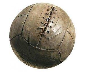 От T-Model до Brazuca: История и эволюция мячей чемпионатов мира. Изображение № 1.