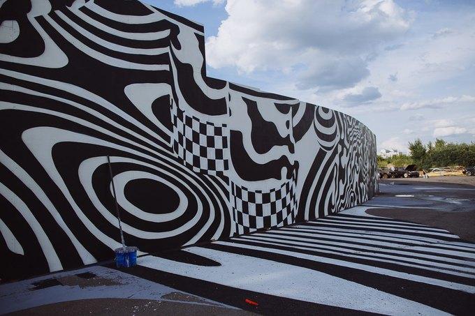 Фоторепортаж: Строительство объектов фестиваля Outline. Изображение № 71.