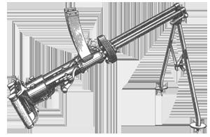 Царь-пушка: История Томми-гана, любимого оружия гангстеров. Изображение № 1.
