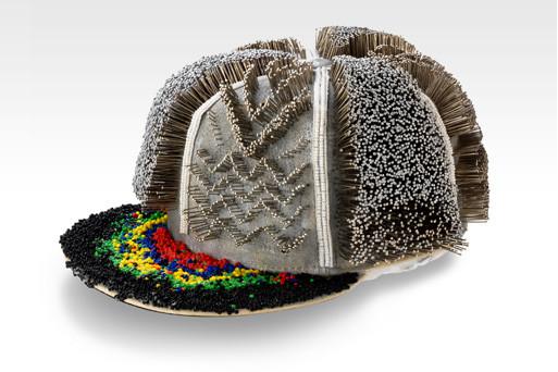Новые кепки New Era, переделанные молодыми дизайнерами. Изображение № 4.